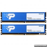 Оперативная память Patriot DDR4-2400 16384MB PC4-19200 (Kit of 2x8192) Signature Line (PSD416G2400KH)