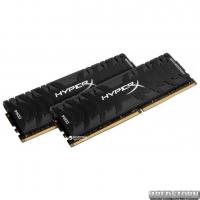 Оперативная память Kingston DDR4-2400 16384MB PC4-19200 (Kit of 2x8192) HyperX Predator Black (HX424C12PB3K2/16)