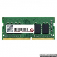 Transcend 4 GB SO-DIMM DDR4 2400 MHz JetRam (JM2400HSH-4G)