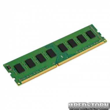 Память Kingston DDR3-1600 4096MB PC3-12800 (KVR16N11S8/4)