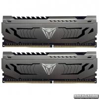 Оперативная память Patriot DDR4-3000 16384MB PC4-24000 (Kit of 2x8192) Viper Steel (PVS416G300C6K)