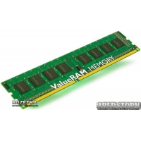 Kingston DDR3-1333 4096MB PC3-10600 (KVR13N9S8/4)