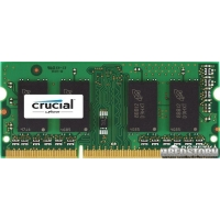 Crucial SODIMM DDR3L-1600 4096MB PC3L-12800 (CT51264BF160BJ)