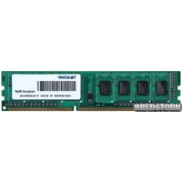 Patriot DDR3-1600 4096MB PC3-12800 Signature Line (PSD34G160082)