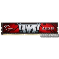 G.Skill DDR3-1600 4096MB PC3-12800 Aegis (F3-1600C11S-4GIS)