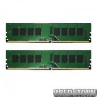 Модуль памяти для компьютера DDR4 32GB (2x16GB) 2400 MHz eXceleram (E432247AD)