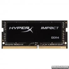 Оперативная память HyperX SODIMM DDR4-2666 16384MB PC4-21300 Impact (HX426S15IB2/16)