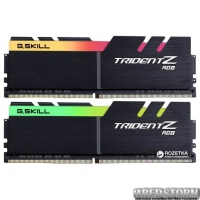 Оперативная память G.Skill DDR4-3200 16384MB PC4-25600 (Kit of 2x8192) Trident Z RGB (F4-3200C16D-16GTZR)