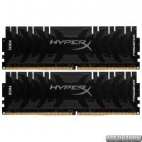 Оперативная память HyperX DDR4-3600 32768MB PC4-28800 (Kit of 2x16384) Predator (HX436C17PB3K2/32)