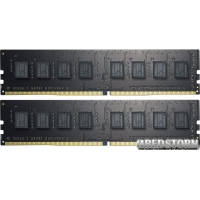G.Skill DDR4-2400 8192MB PC4-19200 (Kit of 2x4096) Value (F4-2400C15D-8GNT)