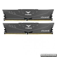 Модуль памяти DDR4 2x8GB/3200 Team T-Force Vulcan Z Gray (TLZGD416G3200HC16CDC01)