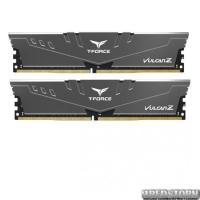 Модуль памяти DDR4 2x8GB/3200 Team T-Force Vulcan Z Gray (TLZGD416G3200HC16CDC01)