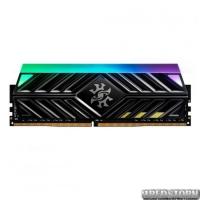 Модуль памяти для компьютера DDR4 8GB 3200 MHz XPG Spectrix D41 Tungsten Grey ADATA (AX4U320038G16-ST41)