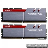 Оперативная память G.Skill DDR4-3000 32768MB PC4-24000 (Kit of 2x16384) Trident Z (F4-3000C14D-32GTZ)