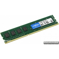 Crucial Micron DDR3-1600 4096MB PC3-12800 (CT51264BD160BJ)