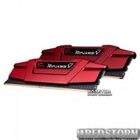 Оперативная память G.Skill DDR4-3000 16384MB PC4-24000 (Kit of 2x8192) Ripjaws V (F4-3000C15D-16GVRB)
