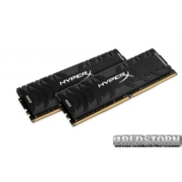 Kingston DDR4-3200 16384MB PC4-25600 (Kit of 2x8192) HyperX Predator Black (HX432C16PB3K2/16)