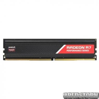 Оперативная память AMD DDR4-2666 16384MB PC4-21300 R7 Performance Series (R7S416G2606U2S)