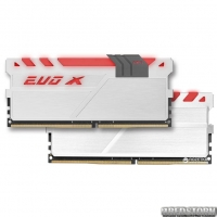 Оперативная память GeIL DDR4-2400 16384MB PC4-19200 (Kit of 2x8192) Evo X White H LED (GEXG416GB2400C16DC)
