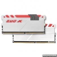 Оперативная память GeIL DDR4-2400 16384MB PC4-19200 (Kit of 2x8192) Evo X White H LED (GEXG416GB2400C16DC)