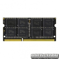 Оперативная память Team Elite SODIMM DDR3L-1600 8192MB PC3L-12800 (TED3L8G1600C11-S01)