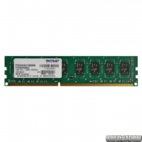 Модуль памяти DDR3 4GB/1600 Patriot Signature Line (PSD34G16002)