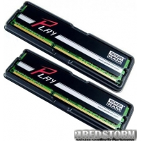 Goodram DDR3-1600 16384MB PC3-12800 (Kit of 2x8192) Play (GY1600D364L10/16GDC)