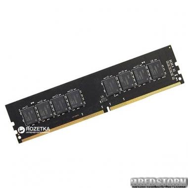 Память Оперативная память AMD DDR4-2400 8192MB PC4-19200 R7 Performance Series (R748G2400U2S-U)