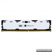 Оперативная память Goodram DDR4-2400 4096MB PC4-19200 IRDM White (IR-W2400D464L15S/4G)