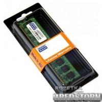 Оперативная память Goodram DDR3-1333 1024MB PC3-10600 (GR1333D364L9/1G)