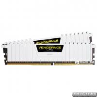 Оперативная память Corsair DDR4-3200 16384MB PC4-25600 (Kit of 2x8192) Vengeance LPX (CMK16GX4M2B3200C16W) White