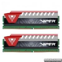Patriot DDR4 32GB (2x16GB) 2800MHz Viper Elite Red (PVE432G280C6KRD)