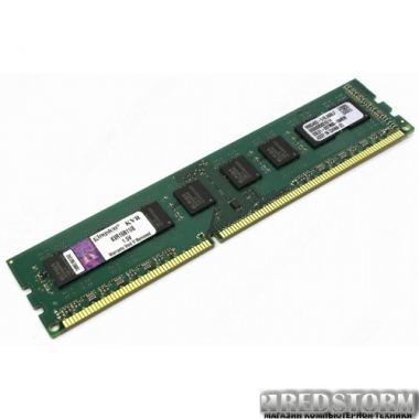 Память Kingston DDR3-1600 8192MB PC3-12800 (KVR16N11/8BK)