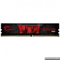 Оперативная память G.Skill DDR4-2666 8192MB PC4-21300 Aegis (F4-2666C19S-8GIS)