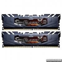 Оперативная память G.Skill DDR4-2933 32768MB PC4-23500 (Kit of 2x16384) Flare X (F4-2933C14D-32GFX)