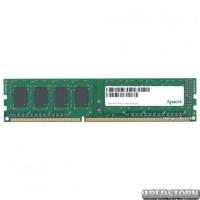 Apacer для компьютера DDR3 8GB 1600 MHz (AU08GFA60CATBGC)