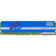 Goodram DDR4-2400 8192MB PC4-19200 Play Blue (GYB2400D464L15S/8G)