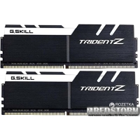 G.Skill DDR4-3200 32768MB PC4-25600 (Kit of 2x16384) Trident Z White (F4-3200C16D-32GTZKW)