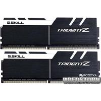 G.Skill DDR4-3200 32768MB PC4-25600 (Kit of 2x16384) Trident Z White (F4-3200C16D-32GTZKW)