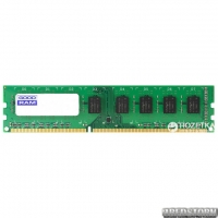 Оперативная память Goodram DDR3-1600 4096MB PC3-12800 (GR1600D3V64L11S/4G)