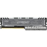 Crucial DDR4-2400 8192MB PC4-19200 Ballistix Sport LT (BLS8G4D240FSB)