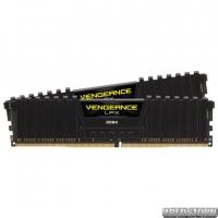 Оперативная память Corsair DDR4-2400 16384MB PC4-19200 (Kit of 2x8192) Vengeance LPX Black (CMK16GX4M2Z2400C16)