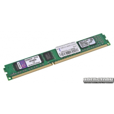 Память Kingston DDR3-1333 4096MB PC3-10600 (KVR13N9S8/4)