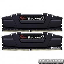 Оперативная память G.Skill DDR4-3200 32768MB PC4-25600 (Kit of 2x16384) Ripjaws V (F4-3200C16D-32GVKA)