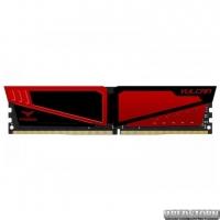 Модуль памяти DDR4 8GB/2400 Team T-Force Vulcan Red (TLRED48G2400HC1601)