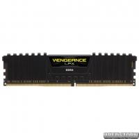 Оперативная память Corsair DDR4-3000 16384MB PC4-24000 Vengeance LPX Black (CMK16GX4M1D3000C16)