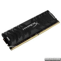 Оперативная память HyperX DDR4-2666 8192MB PC4-21300 Predator Black (HX426C13PB3/8)