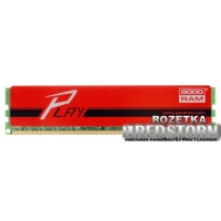 Goodram DDR3-1600 8192MB PC3-12800 Play Red (GYR1600D364L10/8G)
