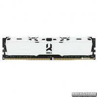 Оперативная память Goodram DDR4-3000 8192MB PC4-24000 IRDM X White (IR-XW3000D464L16S/8G)