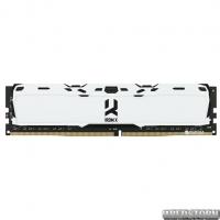 Оперативная память Goodram DDR4-3000 8192MB PC4-24000 IRDM X White (IR-XW3000D464L16S/8G)